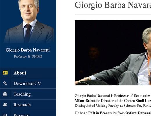 Giorgio Barba Navaretti