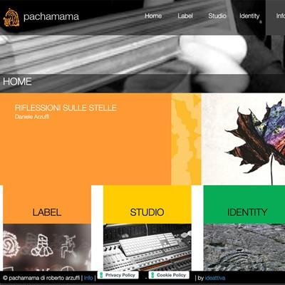Realizzazione Ecommerce Pachamama