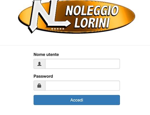 Realizzazione web app Preventivi Lorini