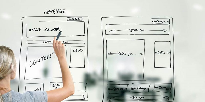 Quali elementi compongono una pagina del sito web